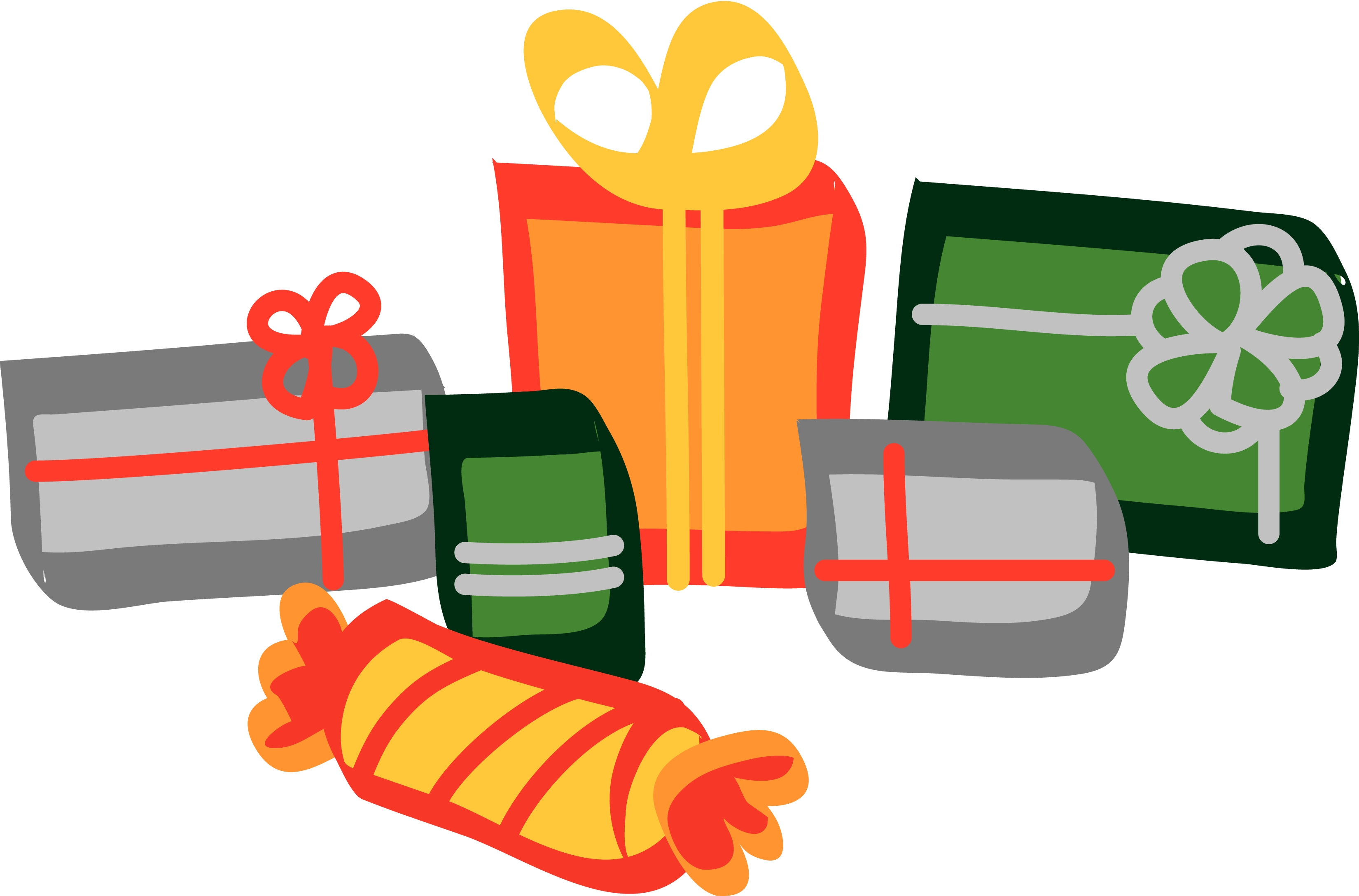 free clipart pictures of christmas presents - photo #24