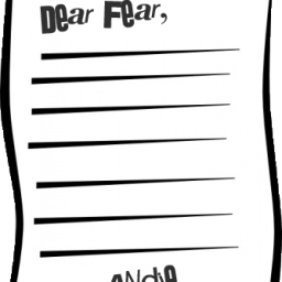 A Letter to Fear